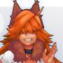 Werewolf gyaru Iririn by Sucurapu
