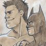 Batman and Hulk Team Up