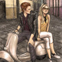 ChloNath - Getaway, by Aurora Lynne