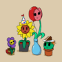 Krabb's Plant Birthday 2018