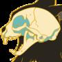 Cat Skull by dieheiden
