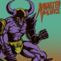 ANIMATED VIOLENCE