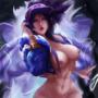 K/DA Akali [NSFW Nude] | League of Legends