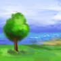Landscape-coastline