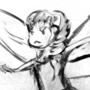 Sketch - tiny dumb fairy