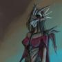 Priestess of War by Zigan
