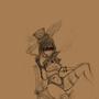 Bunny Magic by Zigan