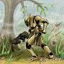 Jungle Creature by sven647