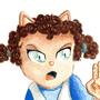 TKD Cat Sue Ellen