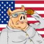 Cerdo americano by Emanhattan
