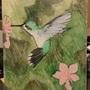 hummingbird by MrCreeep