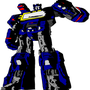 Soundwave by roojames