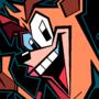 Crash Bandicoot zine piece
