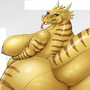 Extra Thicc Dragoness