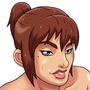Sweaty Girl by MiloHornyck