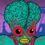 Metaluna Mutant - Universal Monsters Cards
