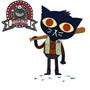 New member to Possum Lodge: Mae Borowski