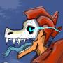 Skeleton Jasper by gooeyblob