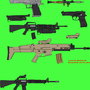 Handguns & Rifles