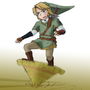 Fast, faster, Link by Comic-Ray