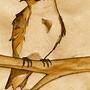 my grans bird
