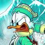 Scrooge's adventure