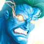 A Really Angry Captain Planet