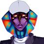 S. Venris Face Detail WIP by BlankFacedRobot