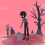 Me and phantom by MysteriousDrawner