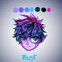 Blue Hair Boy