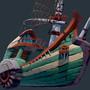 Stylized Boat
