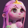 Princess Bubblegum - Fanart
