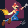Mario collab by Andres0088V