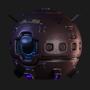 Spy Drone, Blender