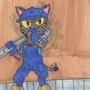 Mecano-Cat