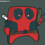 Deadpool by yellowbouncyball