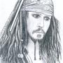 Jack Sparrow by Kauany