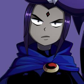 Secretary Raven by RavenRavenRaven on Newgrounds