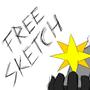 FREE SKETCH by Fenix31