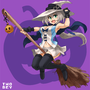 Hundred - Witch Emillia Crossfode