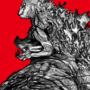 Shin Godzilla by Mcsweezy