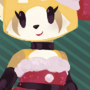 Retsuko Christmas