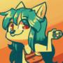 Fox girl by foxefuel