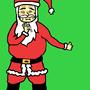 Santa Gets High