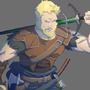Shadowrun Character Commission by Antonus