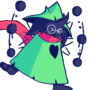 Ralsei is Happy (Animated)