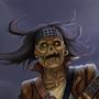 Heavy metal pirate