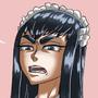 Maid Satsuki Is Not Amused by BushidoPunkAss