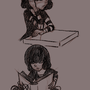 Lucy Loud(Sketch Dump)