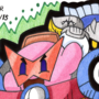 Kirby Fights the Power
